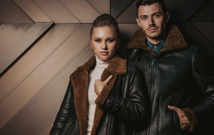 natural fur coats